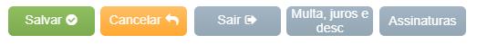 Na plataforma ERP FoxManager você sempre é guiado por um menu de fácil acesso